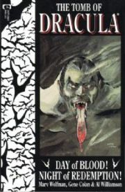 Tomb Of Dracula Comics (1991 Series)